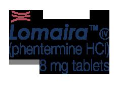 Lomaira phentermine hcl