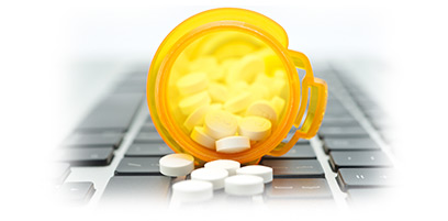 Dietary Supplements and Counterfeit Drugs online