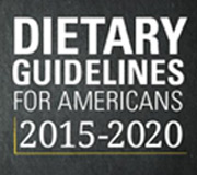 Dietary guidlines for americans