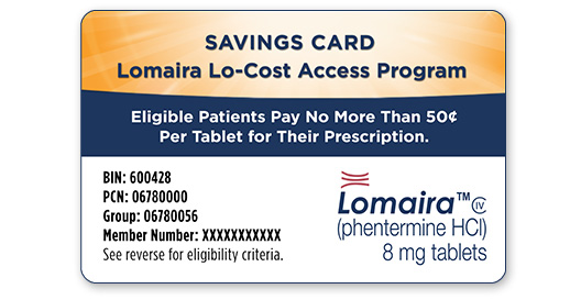 Phentermine saving offer