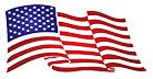 Made in america flag